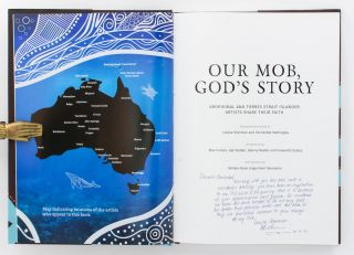 Our Mob, God's Story. Aboriginal and Torres Strait Islander Artists share their Faith