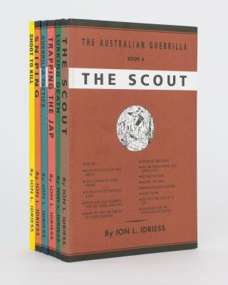 The Australian Guerrilla. Books 1 to 6. [The complete set]: Shoot to Kill; Sniping; Guerrilla Tactics; Trapping the Jap; Lurking Death; and The Scout