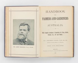 Handbook for Farmers and Gardeners in Australia. With Complete Calendars for Farm, Garden,...