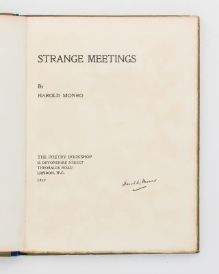 Strange Meetings