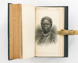 The Last of the Tasmanians. [Contained in] Report of the First Meeting of the Australasian...