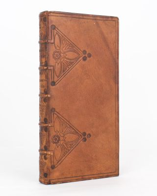 Rubaiyat of Omar Khayyam. A Paraphrase from Several Literal Translations. Binding, Richard Le...