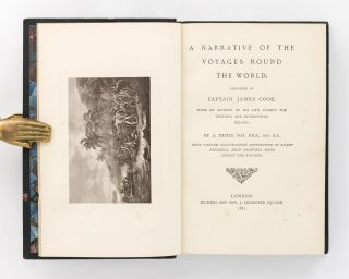 A Narrative of the Voyages round the World performed by Captain Cook, with an Account of his Life during the previous and intervening Periods