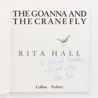 The Goanna and the Crane Fly