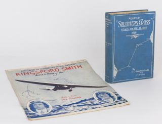 Story of 'Southern Cross' Trans-Pacific Flight, 1928