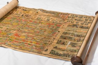A Chronological Chart of Ancient, Modern and Biblical History. Synchronized by Sebastian ... Adams ...