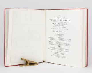 The Narrative of a Voyage of Discovery, performed in His Majesty's Vessel the Lady Nelson of...