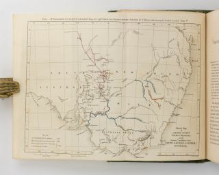 Narrative of an Expedition into Central Australia ... during the Years 1844, 5 and 6. Together with a Notice of the Province of South Australia, in 1847