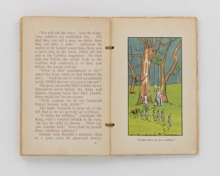 Why the Laughing Jack Laughed. A Fairy Story. Illustrated by Esmond George