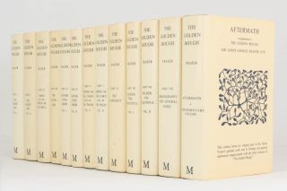The Golden Bough. A Study in Magic and Religion [the complete set in 13 volumes]. Sir James...