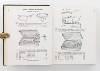 A Catalogue of Surgical Instruments and Surgical Sundries by Chas. F. Thackray Ltd