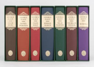 The Complete Novels [seven individual volumes]. George ELIOT