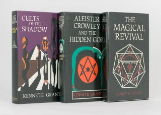 The Magical Revival. [Together with] Aleister Crowley and the Hidden God [and] Cults of the...