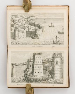 Maps and Plans illustrative of Livy, containing Hannibal's Expedition, Spain, Cisalpine Gaul, Central Italy ... Plan of Rome, Battle at the Caudine Forks ... &c. &c