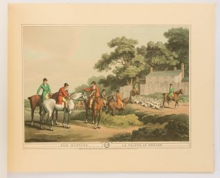 Orme's Collection of British Field Sports illustrated in Twenty Beautifully Coloured Engravings from Designs by S. Howitt