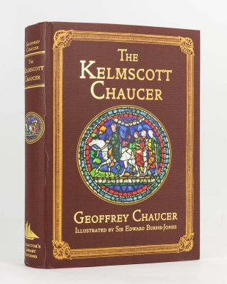 The Works of Geoffrey Chaucer. A Facsimile of the William Morris 'Kelmscott Chaucer' with the...