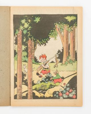 More Adventures of Ginger Meggs. Series 25. Sunbeams Book [cover title]