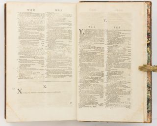 A Dictionary of the English Language, in which the Words are deduced from their Originals, and illustrated in their Different Significations by Examples from the Best Writers. To which are prefixed, a History of the Language, and an English Grammar