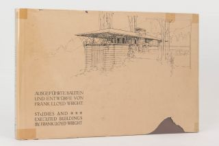 Studies and Executed Buildings. Frank Lloyd WRIGHT