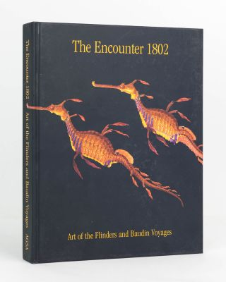 The Encounter, 1802. Art of the Flinders and Baudin Voyages. FLINDERS, BAUDIN