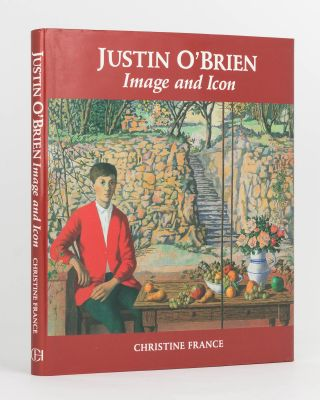 Justin O'Brien. Image and Icon. Christine FRANCE