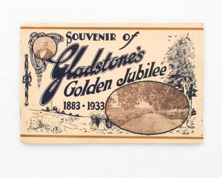 Souvenir of Gladstone's Golden Jubilee, 1883-1933. South Australia. Gladstone, South Australia
