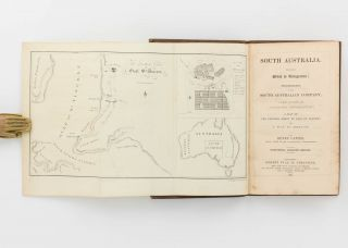 South Australia. Containing Hints to Emigrants; Proceedings of the South Australian Company; a...