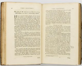 A Report of Some Proceedings on the Commission of Oyer and Terminer and Goal Delivery for the Trial of the Rebels in the Year 1746 in the County of Surry, and of other Crown Cases. To which are added Discourses upon a Few Branches of the Crown Law