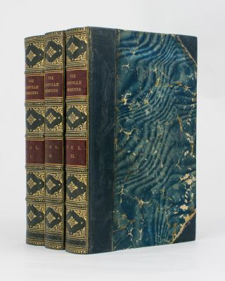 The Greville Memoirs. A Journal of the Reigns of King George IV and King William IV. Edited by...