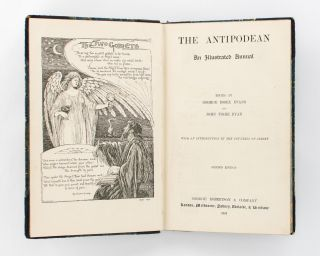 The Antipodean. An Illustrated Annual [1892]. Edited by George Essex Evans and John Tighe Ryan. [Bound with the Annual for 1893]