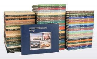 Automobile Quarterly. The Connoisseur's Periodical of Motoring Today, Yesterday and Tomorrow....
