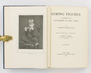 String Figures. A Study of Cat's-Cradle in Many Lands