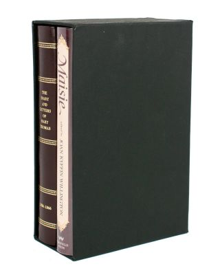 The Diary and Letters of Mary Thomas (1836-1866). Being a Record of the Early Days of South...