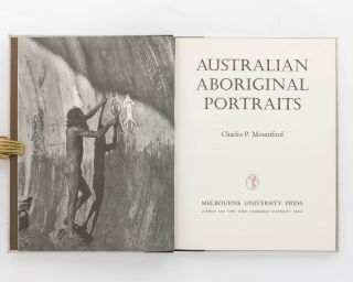 Australian Aboriginal Portraits. Charles Pearcy MOUNTFORD