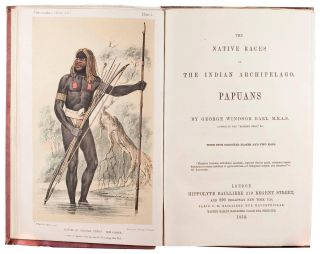 The Native Races of the Indian Archipelago. Papuans