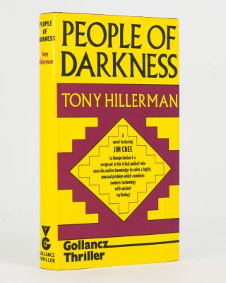 People of Darkness. Tony HILLERMAN