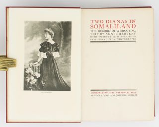 Two Dianas in Somaliland. The Record of a Shooting Trip