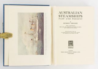 Australian Steamships Past and Present