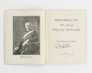 Memories of an Old Police Officer