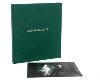 Australia Suite. Drawings by Garry Shead. Brindabella Press, Lynn HARD, NOT, Garry SHEAD