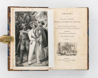 Travels in the South of Europe and Brazil, with a Voyage up the Amazon and the Xingu' [sic]. Translated by Sir Robert H. Schomburgk and John Francis Taylor