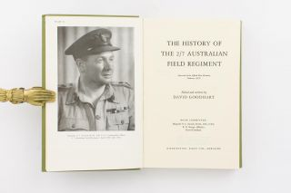 The History of the 2/7 Australian Field Regiment
