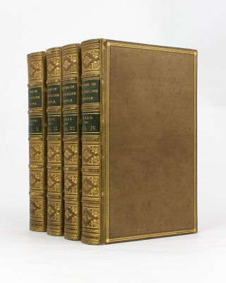 History of the English People [four volumes]. John Richard GREEN