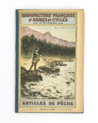 Articles de Pêche. Trade Catalogue
