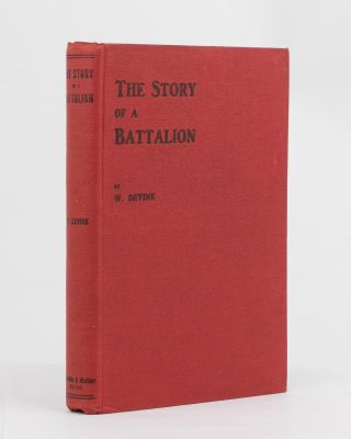 The Story of a Battalion. 48th Battalion, William DEVINE