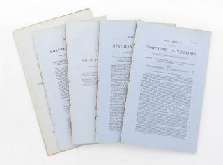 A comprehensive collection of Parliamentary Papers pertaining to the explorations in South...