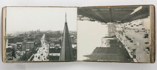 New South Wales, 1908 [cover title]. An album of 72 original large-format vintage gelatin silver photographs