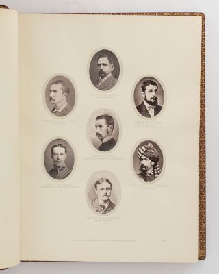 The Afghan Campaign of 1878-1880, compiled from Official and Private Sources... Comprising Historical and Biographical Divisions, and containing a Rapid Sketch of the War, Maps illustrating the Operations and the Movements of the Forces, One Hundred and Forty Permanent Photographs of Officers who lost their Lives in the Campaigns and of Recipients of the Victoria Cross, with Memoirs prepared from Materials furnished by their Relations and Surviving Comrades, Summaries of the Movements in the Field of the Various Regiments which were engaged, and Separate Records of the Services of Every British Officer who was employed in the War. Historical Division. [Together with] ... Biographical Division